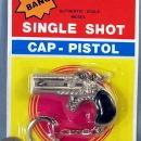Cap Gun Keychain on Display Card #3