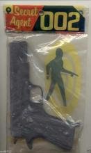 Secret Agent 002 Play Toy Gun in Pack