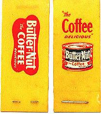 Butternut Coffee Sewing Mending Kit