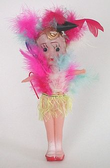 Carnival Kewpie State Fair Doll