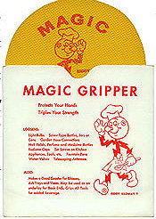 Reddy Kilowatt Kitchen Gripper