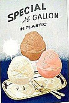 Ice Cream Diner Sign