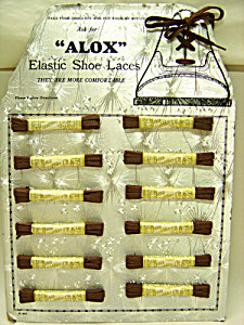 Alox Shoelace Store Display