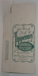 Tipperary Smoking Tobacco Box