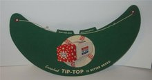 Tip-Top Bread Visor 1954