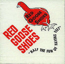 Red Goose Shoes Napkins