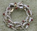 Gerry's Wreath Brooch Pin