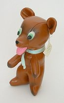 Dachshund Autograph Dog Toy