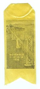 San Fransico Bridge Ribbon