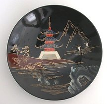 Japan Laquer Bowl