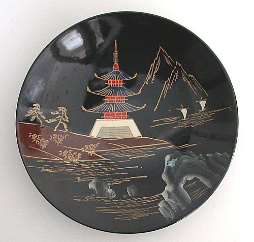 Japan Laquer Bowl