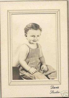 Davis Studio little boy portrait