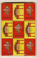 Chinatown Matchbooks Matches LA