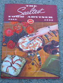 Old Vintage SEALTEST RECIPE booklet 1939