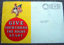 Chicken Feed Postcard