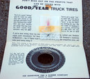 Good Year Truck Tires Pamphlet