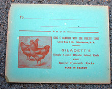 West Side Poultry Box Label