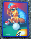 1994 vintage JOE COOL CAMEL playing card