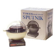 Times Sputnik Radio in Original Box 1960s