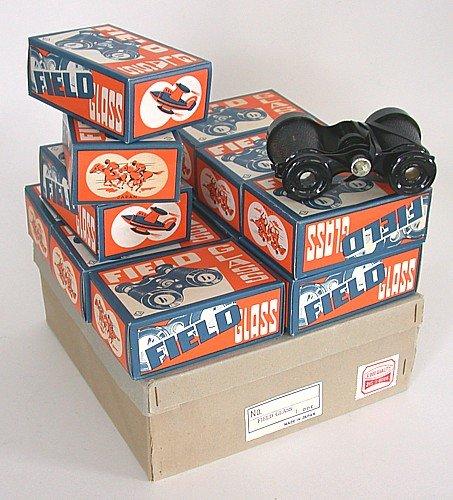 Binocular Toy Carnival Prizes in Boxes