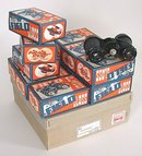 Binocular Toy Carnival Prizes in Boxes