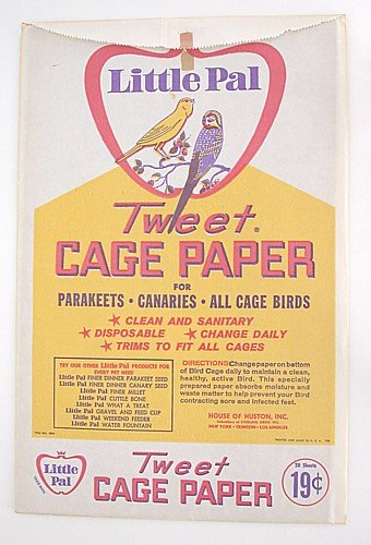 Tweet Bird Cage Box