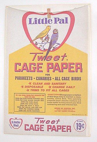 Tweet Bird Cage Box