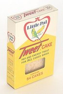 Little Tweet Parakeet Cake Treat Box