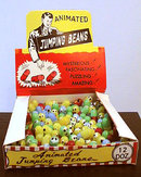 Jumping Beans Toy Store Display Box