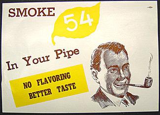 Smoke 54 Poster