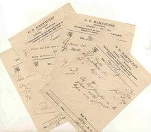 5 old 1919 AURORA NE pharmacy prescriptions