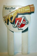 Jic Jac Soda Store Sign