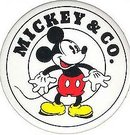 Mickey Mouse Pinback