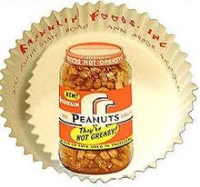 Franklin Peanuts Cups