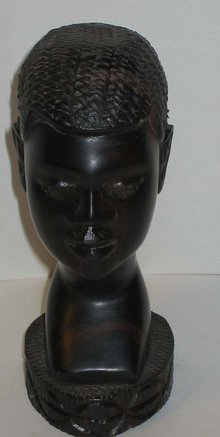 African Man Statue