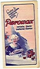 Early SOHIO gas Parowax Pamphlet