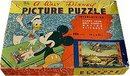 Walt Disney Dumbo Puzzle Toy in Original Box