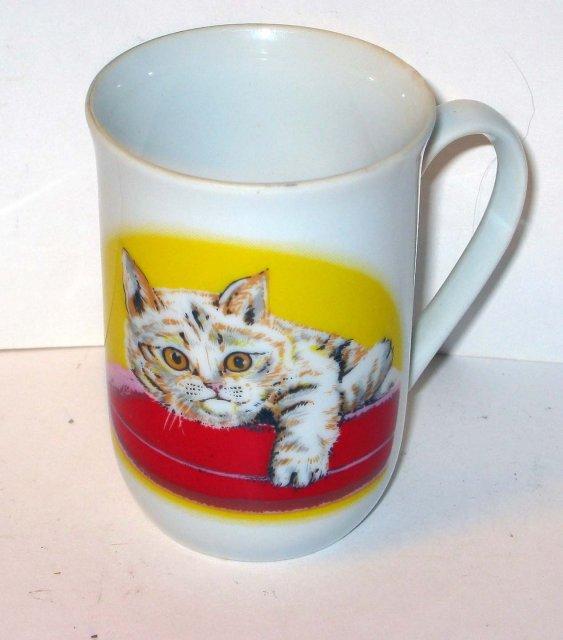 Japan Cat Coffee Mug