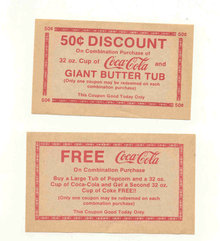 Coca-Cola Soda Coupons