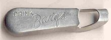 Barq's Soda bottle opener