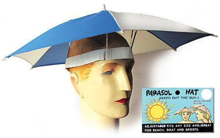 Parasol Rain Hat Toys