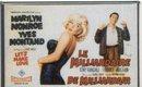 Marilyn Monroe Movie Lipstick Mirror Yves Montad