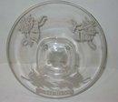 Anniversary Glass Bowl 50th