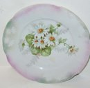Floral Daisys Plate