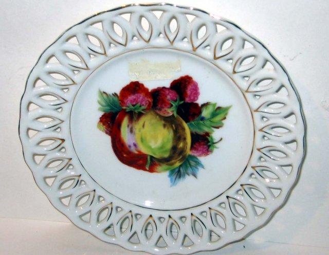 VCAGO APPLE fruit plate