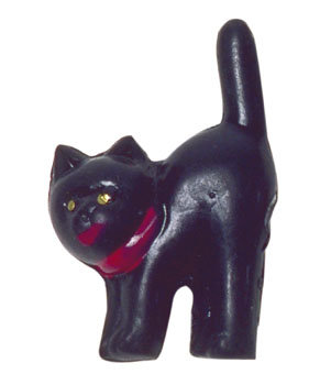 Celluloid Black Cat Toys 1920s
