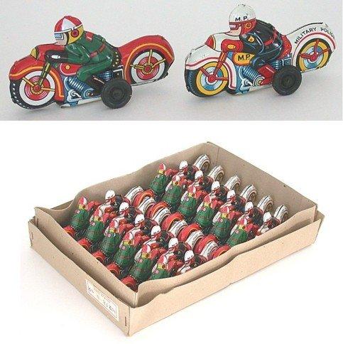 Tin Friction Motorcycles Lot