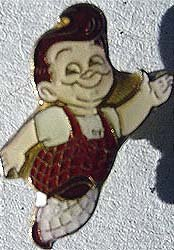Big Boy Restaurant Pin 1960s