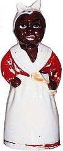 Negro Mammy Salt Shaker 1940s