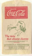 Coca-Cola Soda Dry Server